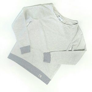 Champion Sweater Gray Size M, Pre-owned Good Condi